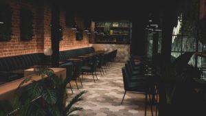 reforma interiores construccion iderik restaurante