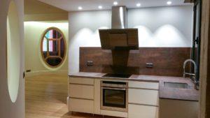 reforma interiores construccion iderik cocina