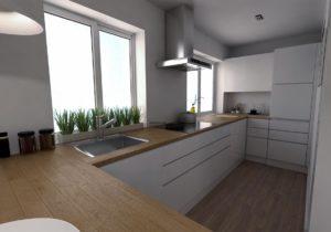 reforma interiores construccion iderik cocina 3d