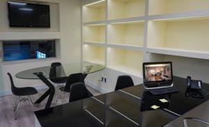 reforma interiores construccion iderik despacho